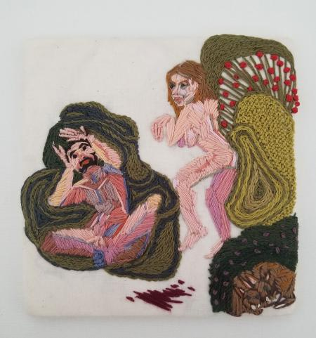 Courtney Sanbornat Redbud Gallery