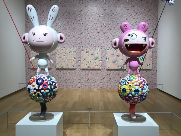 Takashi Murakami at the Fort Worth Modern