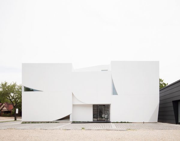 Transart Foundation in Houston Texas designed bySCHAUM SHIEH