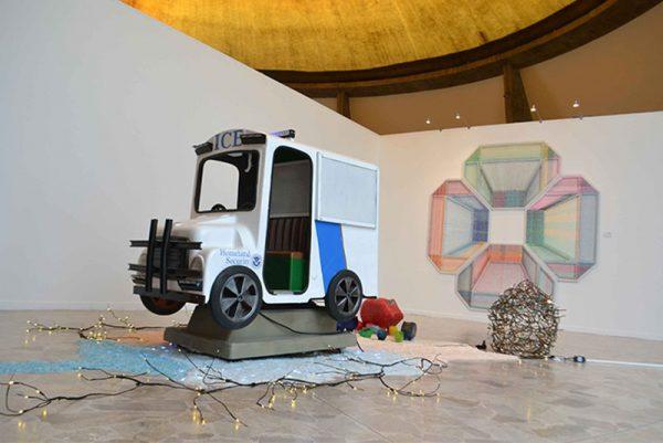 Transborder Biennial at the Museo del Arte Ciudad Juarez and El Paso Museum of Art
