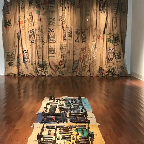 Kaneem Smith at Galveston Art Center