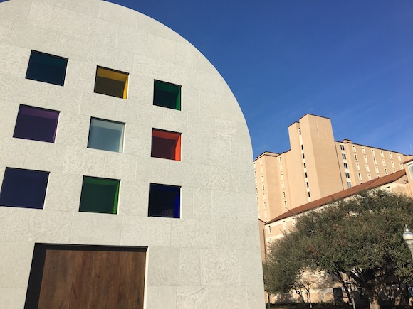Ellsworth Kelly's Austin