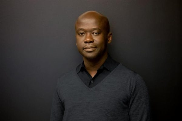 Architect David Adjaye in San Antonio Texas