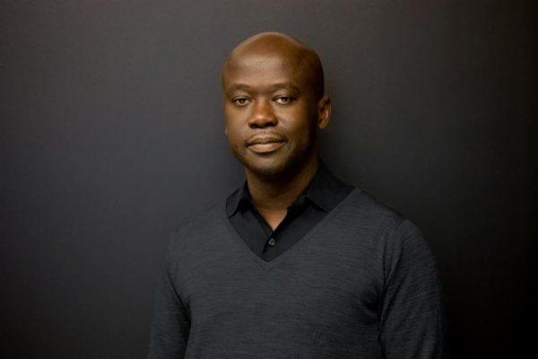 Architect David Adjaye in San Antonio Texas