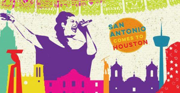 Glasstire party San Antonio Comes to Houston