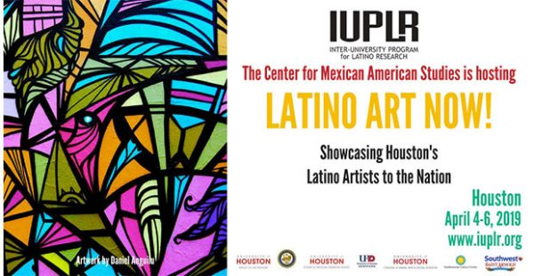 Houston Latino Arts Now Conference at the University of Houston in Texas