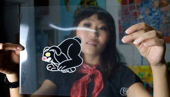 Houston Texas artist JooYoung Choi