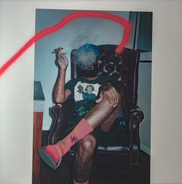 Jay Wilkinson, Influence, 2018, oil on canvas