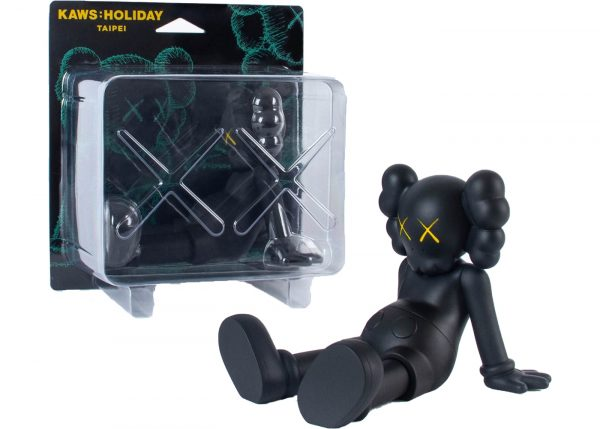 KAWS holiday vinyl figure toy