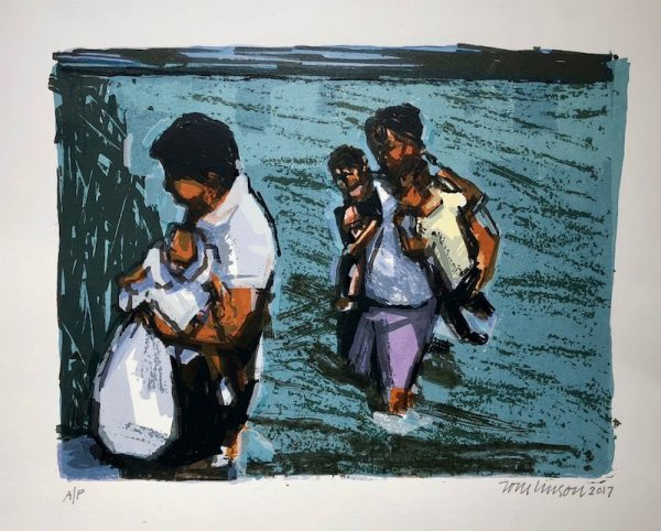 Ron Tomlinson, Mother' s Crossing