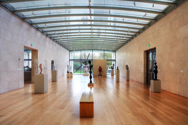 Nasher Sculpture Center in Dallas Texas