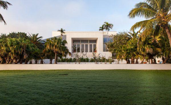 Robert Rauschenberg Foundation home on Captiva Island in Florida