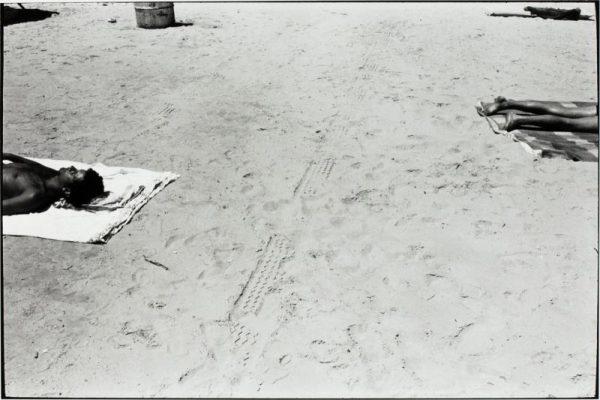 Paul Hester, Untitled (Stewart's Beach, Galveston, Texas), 1973,