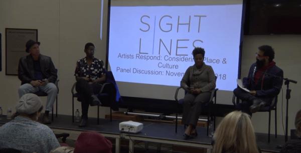 Sightlines artist panel on affordability in Austin Texas