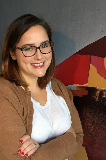 Texas Curator Sarah Beth Wilson