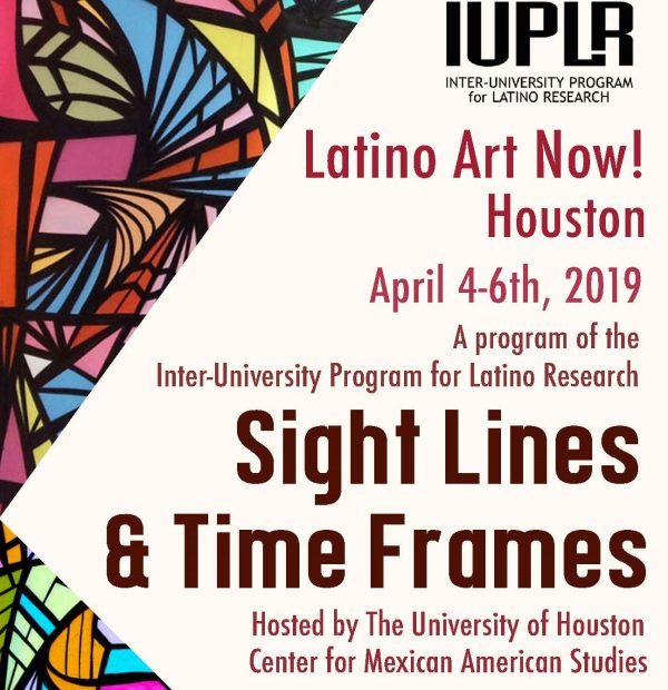 2019 Latino Art Now Conference in Houston Texas