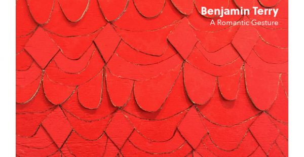 Benjamin Terry- A Romantic Gesture art show