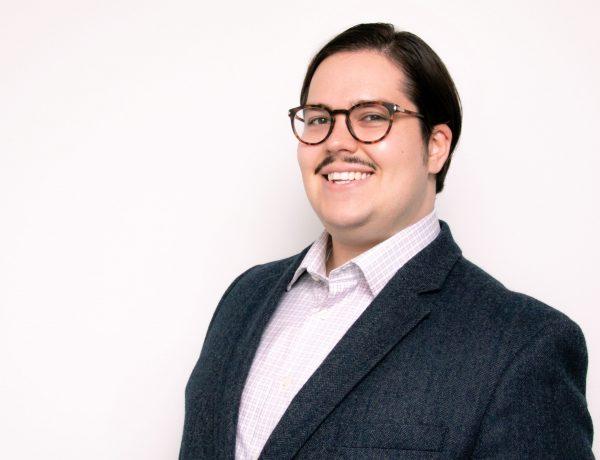 Brandon Zech Headshot for Glasstire