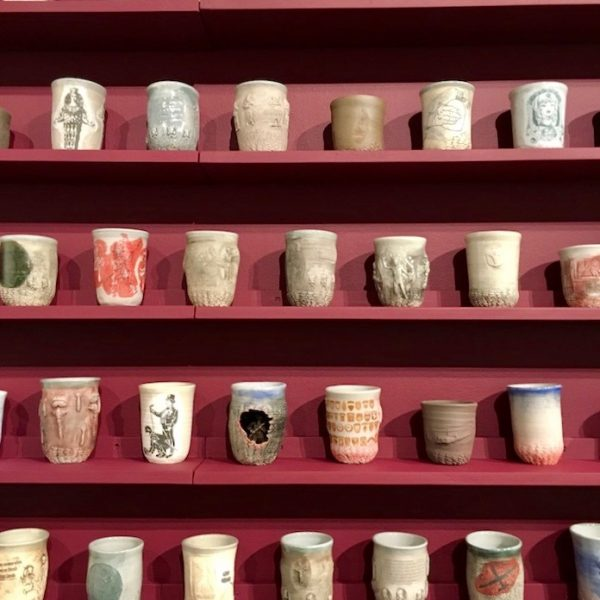 Cups by Ehren Tool