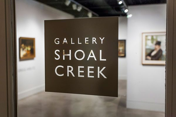 Gallery Shoal Creek in Austin Texas
