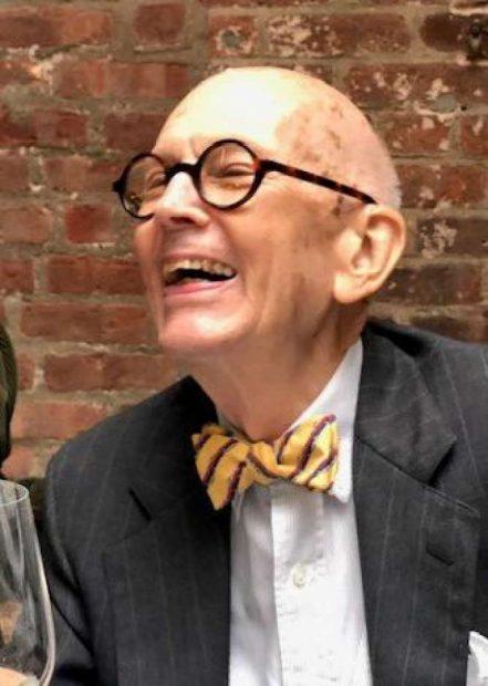 Houston art patron and collector Bill Lassiter