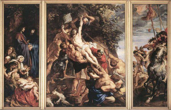 Rubens-elevation-of-the-cross