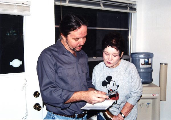 Back in the day: John Hartley and Razz Fiesler