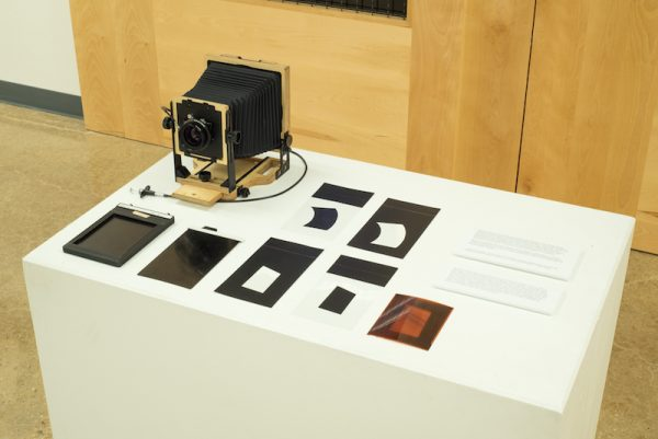 Charlie Kitchen's camera technique on display