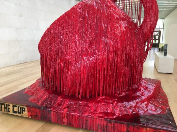 Sterling Ruby, The Cup, 2013