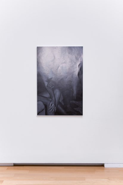"<Dirk Braeckman, 10-01-04-05, 2005, Ultrachrome inkjet print, 47 ¼ x 31 ½"">"