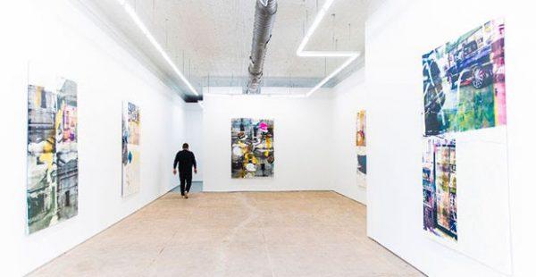 Belgian artist collective Leo Gabin in Dallas Texas
