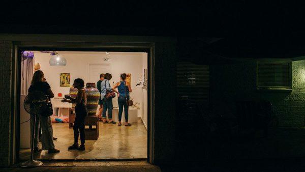 DORF Artist run exhibition space in West Austin Texas