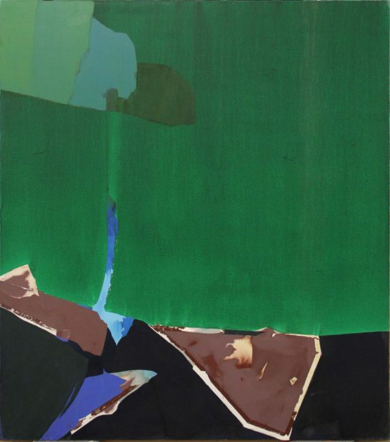 Dorothy Hood Painting at McClain gallery