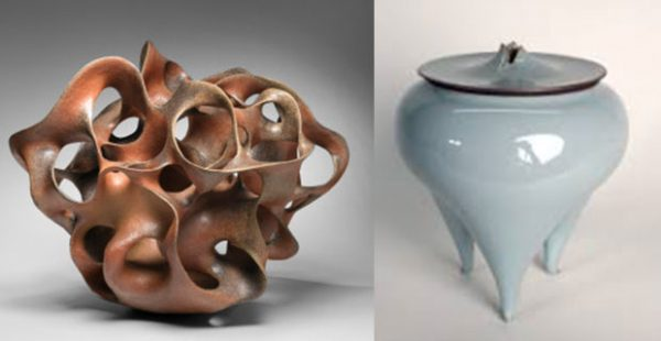Hands and Earth- Contemporary Japanese Ceramics at the Crow Museum