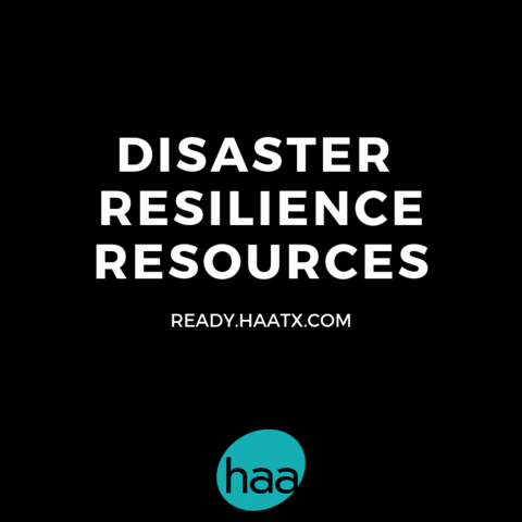 Houston Arts Alliance Launches Disaster Resilience Website