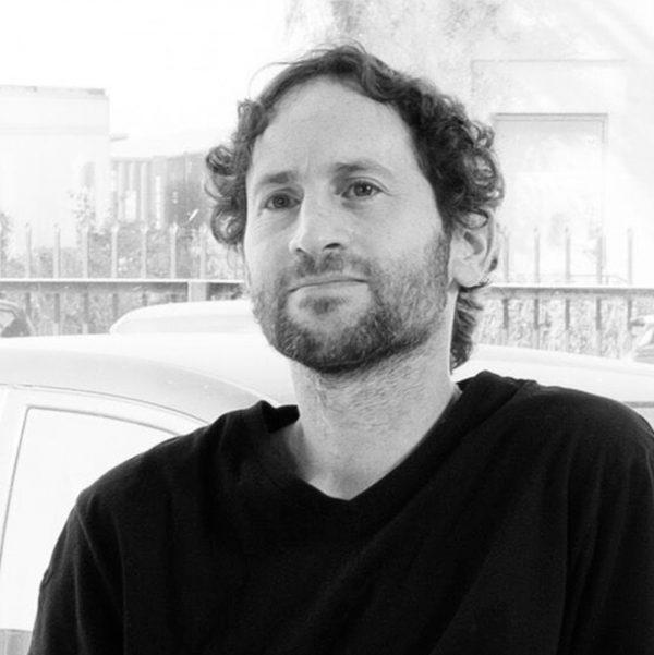 Los Angeles-based artist Michael Shaw
