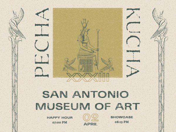 PechaKucha in San Antonio Texas