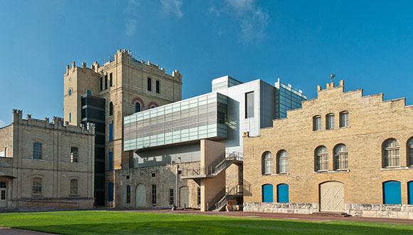 SAMA San Antonio Museum of Art building
