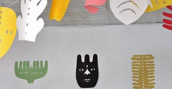 Songs of Longing Flowers austin Texas art installation