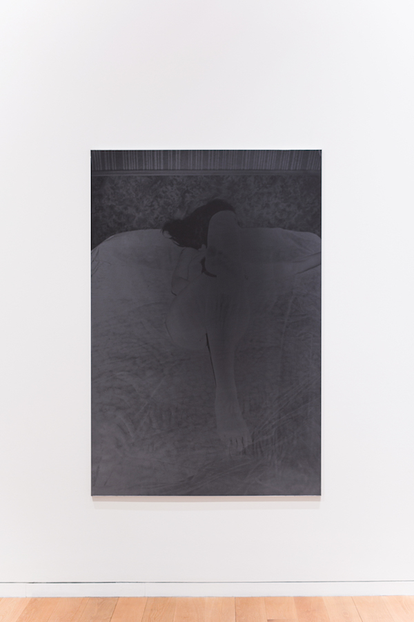 "Dirk Braeckman, U.M.-V.P.-16, 2016, gelatin silver prints, 70 7/8 x 47 ¼"""