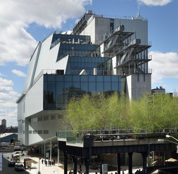 Whitney Museum of American Art in New York City