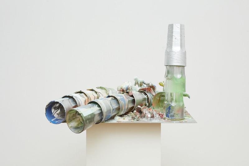 Work by 2019 Nasher Prize Laureate Isa Genzken