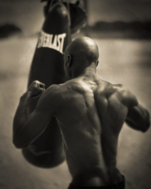Keith Carter, Everlast, 2016