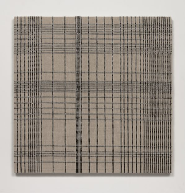 Analia Saban, Plaid, 2018