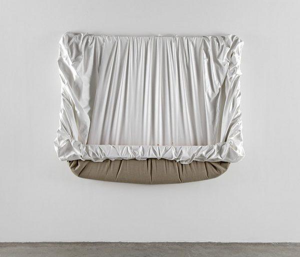 Analia Saban, Trough (Flesh), 2012.