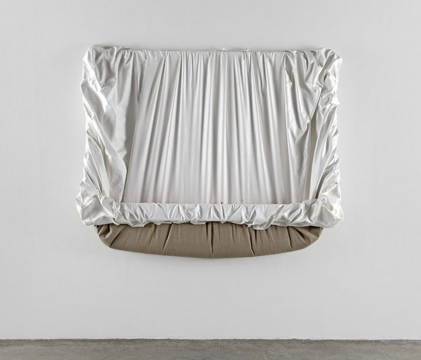 Analia Saban, Trough (Flesh), 2012.