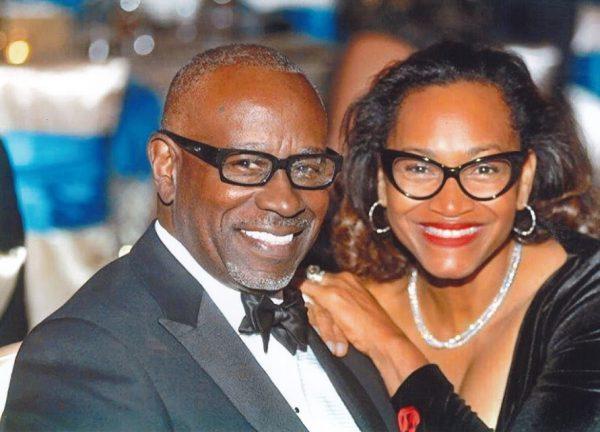 Anita & Gerald B. Smith art league Houston patrons