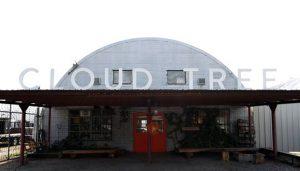 Cloud Tree Studios & Gallery art space in Austin Texas