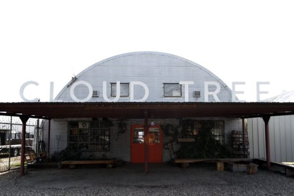 Cloud Tree Studios & Gallery art space in Austin Texas
