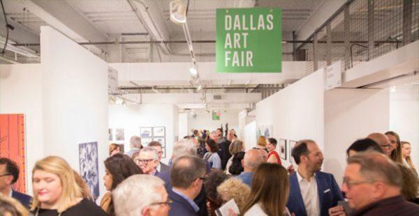 Dallas Art Fair in Dallas Texas